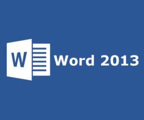 Ключи активации для Word 2013 на 2019-2020 год