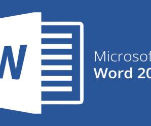 Ключи активации для Word 2016 на 2020-2021 год
