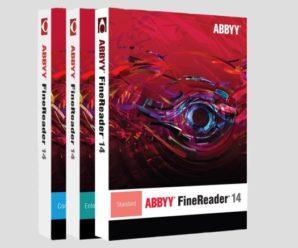Вечный ключ активации ABBYY FineReader 14/15 2019-2020 и лицензия