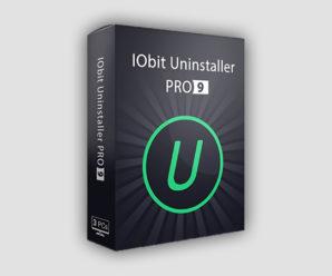 Лицензионный ключ Iobit Uninstaller Pro 9.5, код активации 2020-2021
