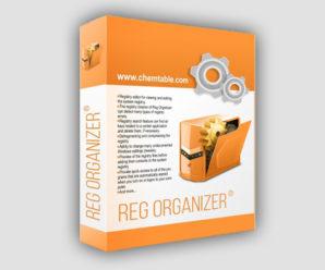 Бесплатный ключ Reg Organizer 8.43 рус 2020-2021