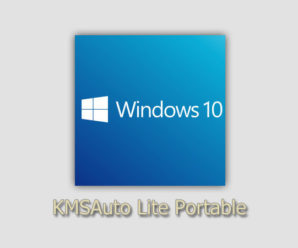 Активатор Windows 10 KMSAuto Lite Portable 2019-2020