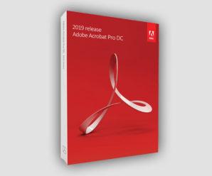 Adobe Acrobat Reader Pro DC 2019 для Windows на русском