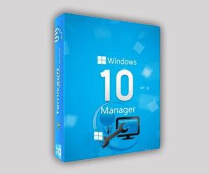 Русский Windows 10 Manager 3.2 + ключ активации 2020-2021