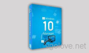 Русский Windows 10 Manager ключ активации