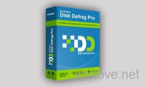 Русский Auslogics Disk Defrag Pro ключ активации 2021