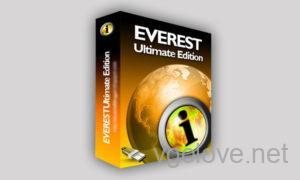 EVEREST Ultimate Edition 5.50 лицензионный ключ