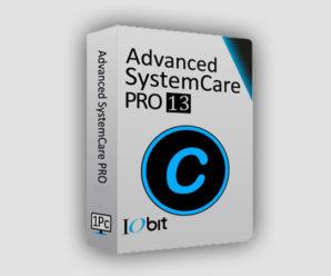 Лицензионный ключ Advanced Systemcare 13 Pro 2019-2020