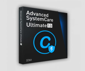 Advanced SystemCare Ultimate 13.4 + лицензионный ключ 2020-2021
