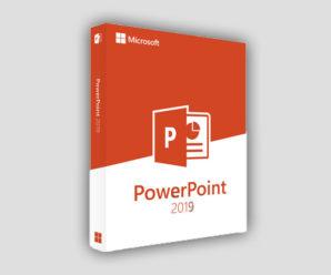 Ключи Microsoft PowerPoint 2019 + активатор 2020