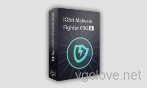 Ключ активации IObit Malware Fighter 8 Pro
